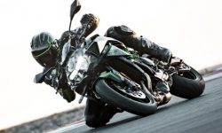 Kawasaki has patented a unique engine