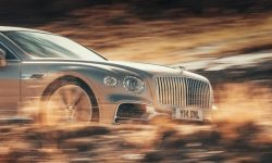 The Flying Spur as a new quadruple Bentley flagship