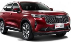New Haval H6: the official photo