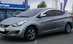 Hyundai Elantra s probegom can pridbati a loan from 79 UAH. a day!