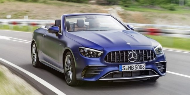 What E-Class AMG? The above prices