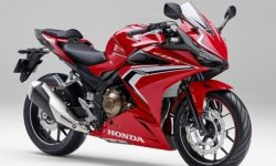 Honda CBR400R: bike for their