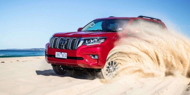 Toyota Land Cruiser Prado will lose mechanics
