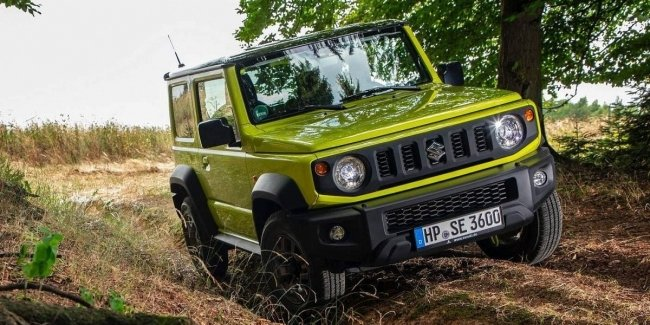Sought after Jimny leaves the UK. What's the matter?