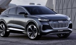 Q4 Sportback e-tron: new electrocreaser from Audi