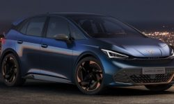 Cupra el-Born or what will be the new ID.3 R