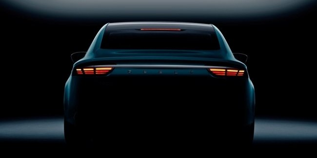 Geely Preface: almost Volvo