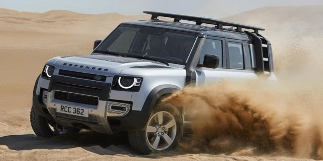 Greenpeace will evaluate: the electric Land Rover Defender