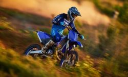 Yamaha has updated the line YZ