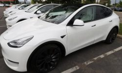 Tesla has reduced the cost of electric crossover Model Y for $3000