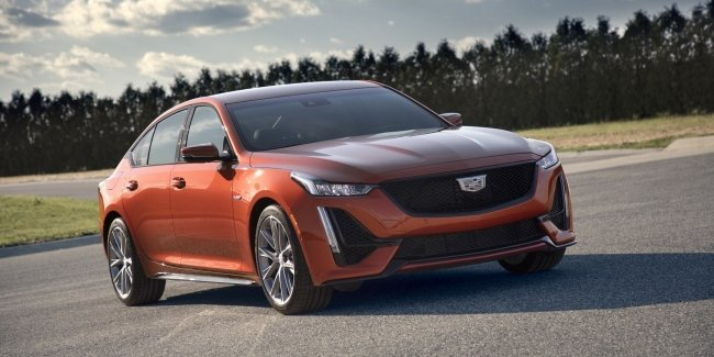 Cadillac CT5 and CT-5 V will enjoy a huge virtual tidy