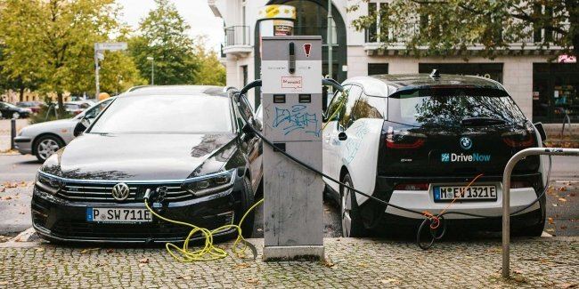 "Electric vehicles ""capture"" of Europe"