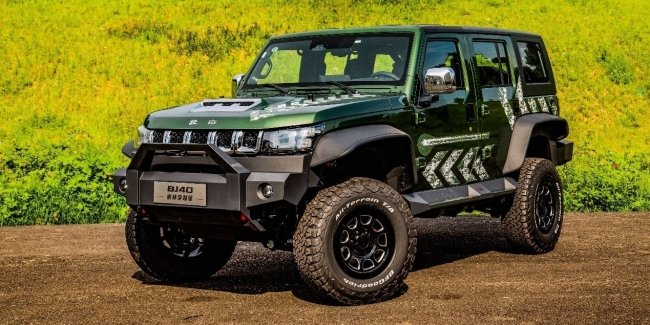 "Type Wrangler: the ""evil"" special model for $38.500"