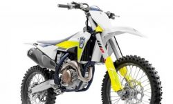 The updated range of four-stroke Husqvarna crossbill