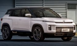 Geely Icon received a significant electric appendage