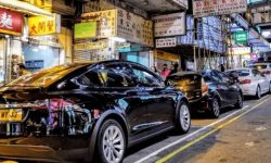 Electric cars have set a new record in China