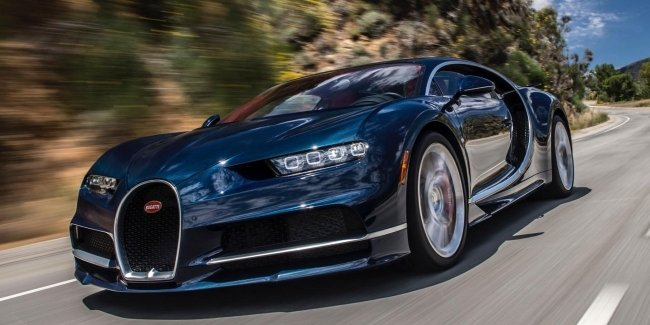 Air conditioning Bugatti Chiron will easily cool a two-bedroom apartment