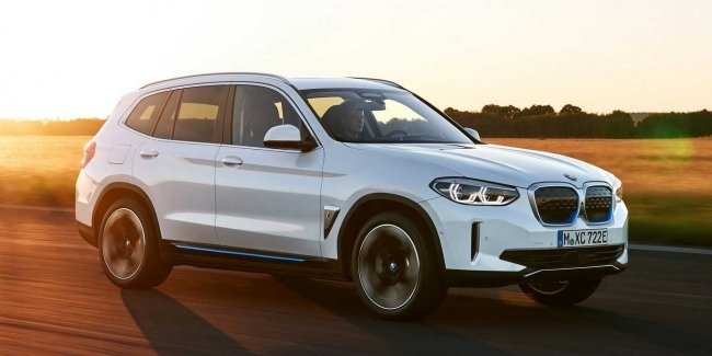 BMW X3 officially lost the engine