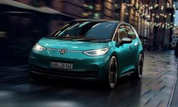VW has named the date of the sales ID.3