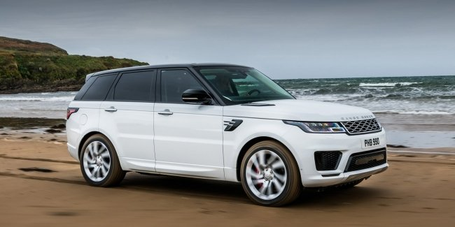 The Range Rover got rid of Ford's diesels of the era