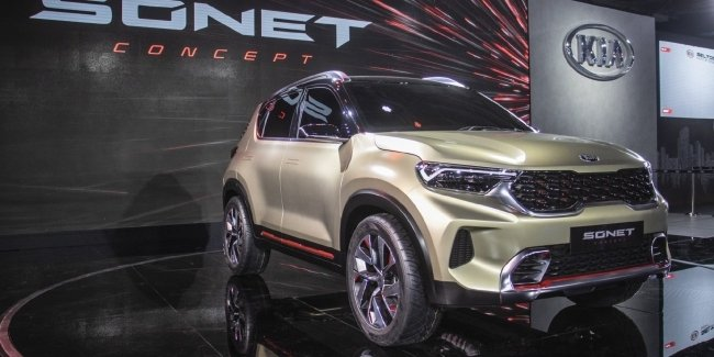 Kia Sonet: see you in August 2020