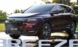 Honda Breeze sent down the Toyota RAV4 and Honda CR-V