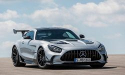 "Mercedes officially introduced the ""Black Series"" AMG GT"