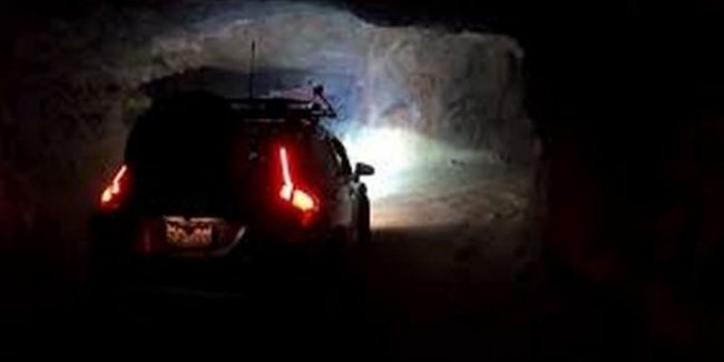 "How does the ""cave"" Honda Jazz (video)"