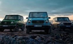 """Mercedes slightly """"upgraded"""" G-Class"""