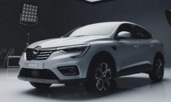 Renault will not come, will come Samsung: global model Arkana
