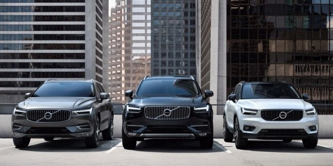 Volvo cars have become a dream for motorists