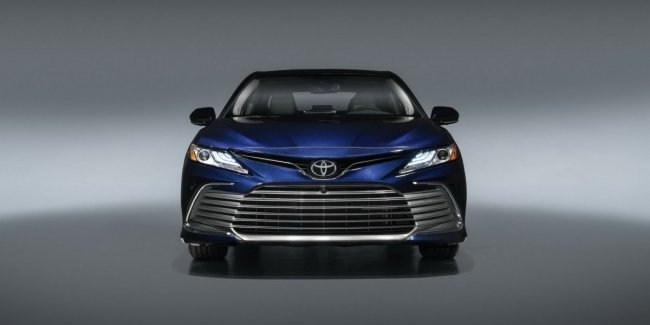 Toyota introduced the Camry sedan 2021 model year