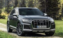 Audi has equipped the crossover Audi SQ7 and SQ8 new 500-horsepower engine