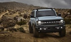Ford Bronco: from those who want no end