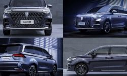 Demand dictates… the First minivan from Roewe