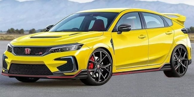New Civic Type R will receive three motor