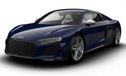 Presents the limited edition Audi R8