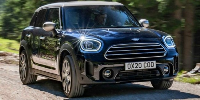 New Mini Countryman available for order