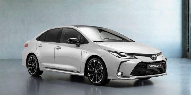 Corolla GR Sport: to appear and not to be