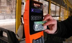 From October passengers will be able to pay the fare map