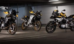 BMW GS: the anniversary special model