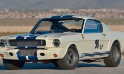 The most expensive Mustang in the world – Mustang Ken miles