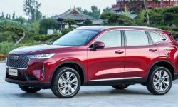 When waiting for a new Haval H6?