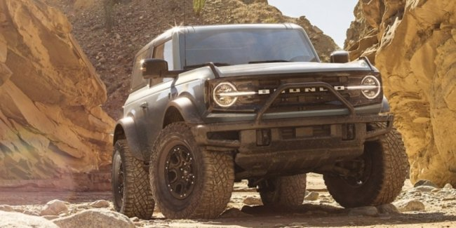 """Ford has doubled production volumes of """"starter"""" Bronco"""
