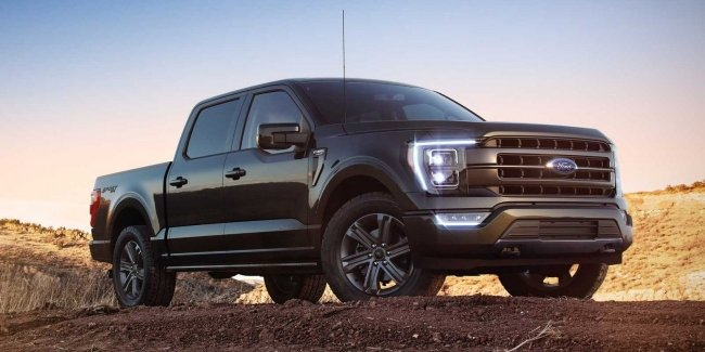 "How much is the ""American dream"": the price of the new F-150"