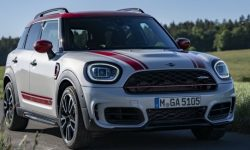 Presented the updated MINI John Cooper Works Countryman