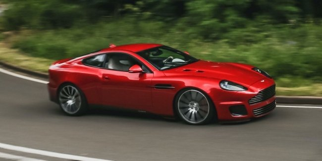 Former Jaguar designer improved old Aston Martin