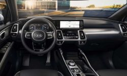 New KIA Sorento and it vnedorozhnye opportunities