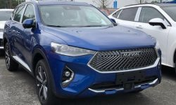 Haval slightly upgraded crossovers and F7 F7x