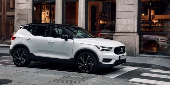 Sales of hybrids Volvo has grown by 80%
